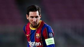 Messi đang cố gắng vực dậy Barca
