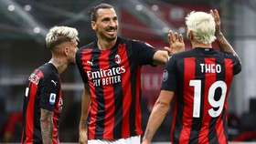 Ibrahimovic đang dẫn dắt Milan tới danh hiệu mùa này