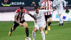 Eden Hazard vẫn chưa phát huy năng lực của mình trong màu áo Real Madrid