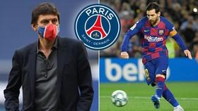 Leonardo luôn theo sát hoàn cảnh Messi ở Barcelona.