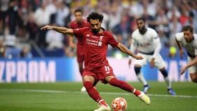 Mo Salah đã tìm lại cảm giác ghi bàn
