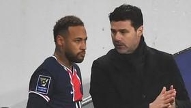 Neymar và HLV Pochettino