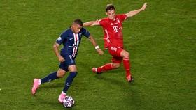Bayern đã thắng PSG 1-0 trong trận chung kết năm ngoái