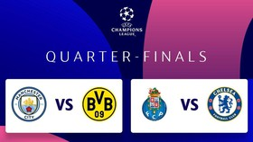 Kết quả bốc thăm Champions League
