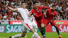 Ronaldio dẫn dắt Bồ Đào Nha đối mặt Serbia