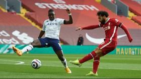 Mo Salah đã kết thúc cơn khô hạn của Liverpool ở Anfield