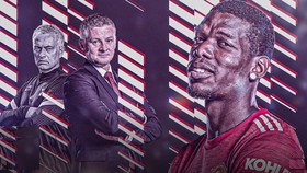 Paul Pogba ngợi ca Ole Solskjaer bằng cách chỉ trích Jose Mourinho