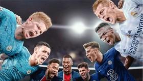 Lịch thi đấu bán kết Champions League: Chelsea đương đầu Real Madrid, PSG quyết hạ Man City