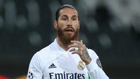 Trung vệ Sergio Ramos đã trở lại