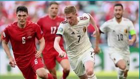 Kevin De Bruyne vào sân để mang về chiến thắng cho tuyển Bỉ