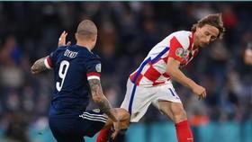 Luka Modric ghi dấu ần trong màn trình diễn đỉnh cao