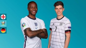 Anh – Đức: Harry Kane so tài Kai Havertz trong đại chiến Premier League ở Wembley