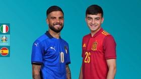 Bán kết Italia – Tây Ban Nha: Bầu trời là giới hạn cho Azzurri