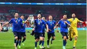 Đội tuyển Ý đã xuất sắc đăng quang Euro 2020 với thành tích toàn thắng cả 7 trận