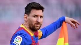 Messwi sẽ ở lại Barca đến năm 40 tuổi