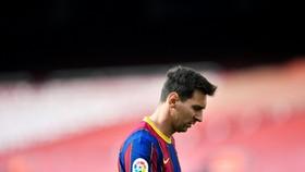 Messi vẫn chưa tỉm thấy bến bờ mới