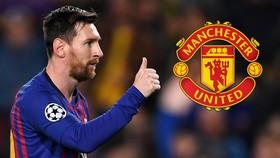Messi liệu có thể bẻ có để sang Man United