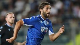 Leonardo Mancuso ghi bàn vào lưới đội bóng cũ