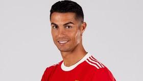 Ronaldo trong màu áo đỏ