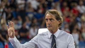 Roberto Mancini không vui