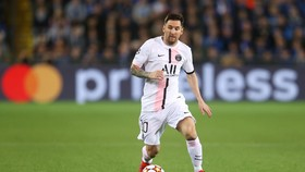 Leo Messi vẫn chưa ghi bàn cho PSG