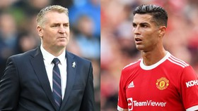 HLV Dean Smith và Ronaldo