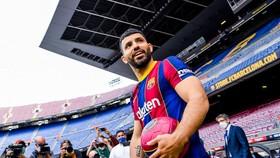 Sergio Aguero đã sẵn sàng chơi cho Barca