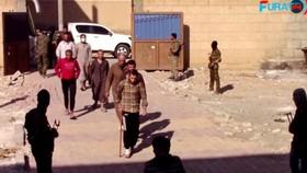 Syria quét sạch IS khỏi thành phố Raqqa