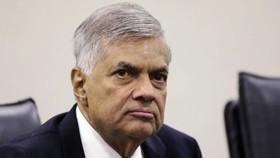 Thủ tướng Sri Lanka Ranil Wickremesinghe. Ảnh: AP