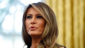 Đệ nhất phu nhân Melania Trump. Ảnh: DPA
