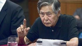 Ông Alberto Fujimori nổi tiếng với chính sách điều hành cứng rắn. Ảnh: larepublica.pe