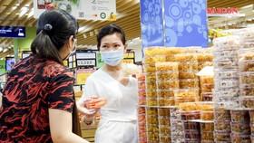 Hệ thống siêu thị tăng giờ mở cửa phục vụ nhu cầu mua sắm Tết của người dân
