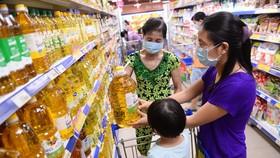 Hơn 10.000 sản phẩm nhu yếu được giảm giá bán tại hệ thống siêu thị của Saigon Co.op