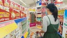 Tăng trữ lượng hàng hóa thiết yếu và nâng cao mức độ chống dịch tại các siêu thị