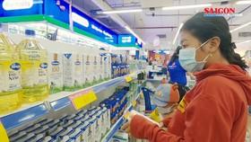 Saigon Co.op không ngừng nâng cao chất lượng và cải tiến bao bì sản phẩm