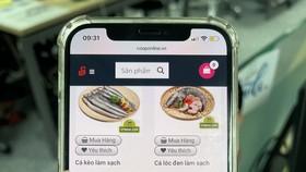 Saigon Co.op kịp thời đưa thêm 7.000 sản phẩm thiết yếu phục vụ mua sắm online