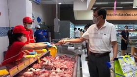 Saigon Co.op tăng lượng thịt heo cung ứng cho thị trường