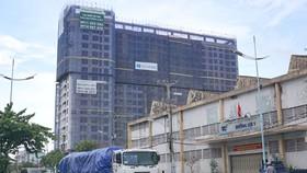 Dự án Riva Park tại TP HCM Ảnh: Hoàng Triều