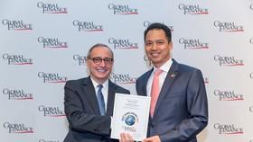 Maritime Bank liên tiếp nhận 4 giải thưởng quốc tế