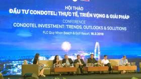 """Quang cảnh hội thảo """"Đầu tư condotel: Thực tế, triển vọng và giải pháp"""""""