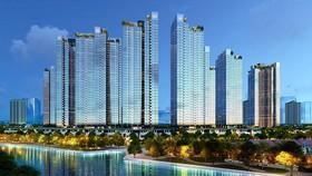 Khám phá sức hút khó cưỡng căn hộ xanh - thông minh Sunshine City Sài Gòn