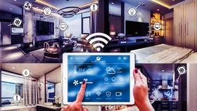 Tìm hiểu thông tin căn hộ qua ứng dụng công nghệ.