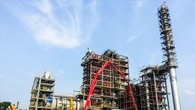 Quang cảnh nhà máy điện rác Sóc Sơn kỳ vọng giải quyết rác cho 9 quận nội thành và 5 huyện ngoại thành, nhưng đến nay vẫn chưa hoàn thành thủ tục pháp lý.