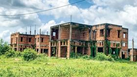 Nhiều dự án tại Nhơn Trạch - Đồng Nai bán cho khách hàng gần 10 năm nay chưa thể ra sổ do vướng thủ tục pháp lý.
