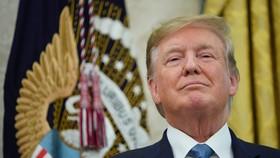 Tổng thống Mỹ Donald Trump. Ảnh: SCMP