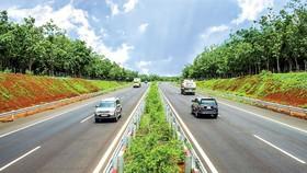 Một đoạn cao tốc tphcm - Long Thành - Dầu Giây.