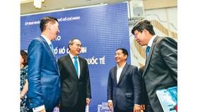 Ông Nguyễn Thành Phong, Chủ tịch UBND TPHCM: Nhanh chóng bắt nhịp xu thế mới của thế giới