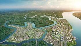 Bất động sản đô thị vệ tinh: Sức hút từ hạ tầng
