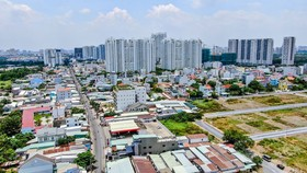 Quỹ đất TPHCM siết chặt, sóng đầu tư ngược về Nam Sài Gòn