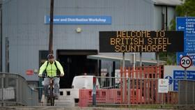 Nhà máy của hãng British Steel. (Nguồn: rte.ie)